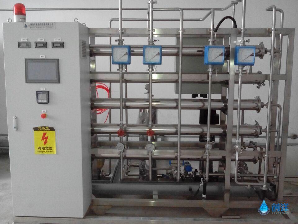 GMP 1吨/小时纯化水