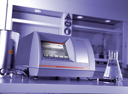 安东帕密度和声速仪器DSA 5000 M