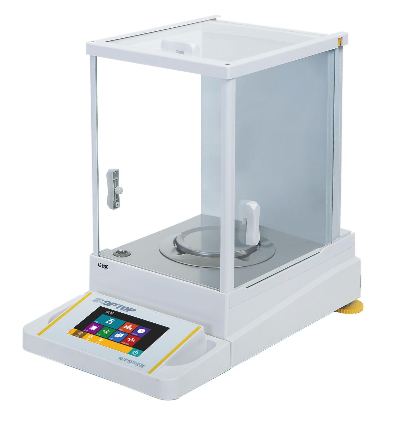 AEC-UP触摸式彩屏自动内校系列电子天平