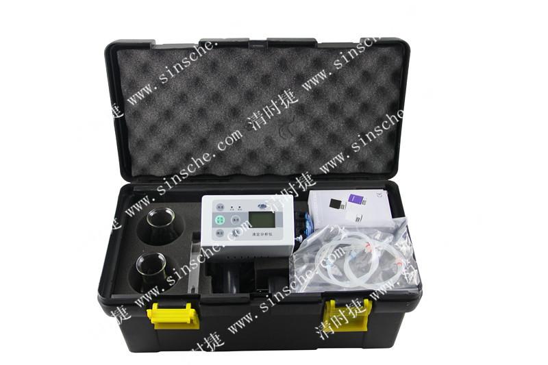 高锰酸盐滴定法(COD)测定仪