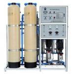 PDRO-125双级反渗透纯水系统