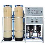 0.5吨/小时电子工业用超纯水系统