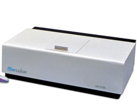 北分瑞利UV-2100双光束紫外/可见分光光度计