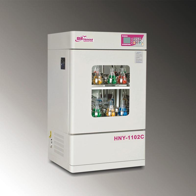 立式智能恒温培养摇床(振荡器)HNY-1102C